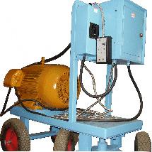 Пульт керування низьковольтним електрообладнанням пасажирських вагонів ПКЕВ-54