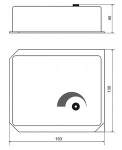 Регулятор напруги генератора TR 4