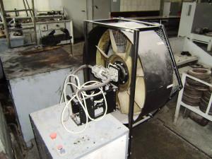 Стенд для балансування гідромоторів