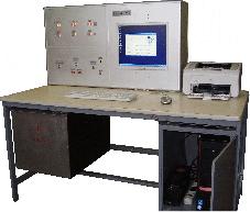 Стенд для испытания асинхронных электродвигателей от 1 до 75 кВт